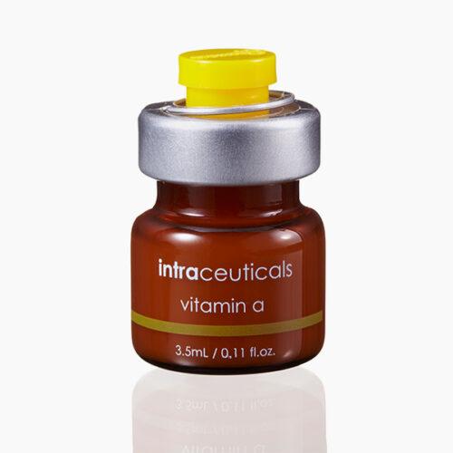 Booster Serum Vitamin A - процедура със серум Бустер Витамин А